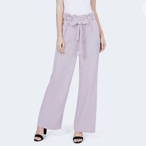 Haute Monde High Wasited Wide Leg Flare Pants